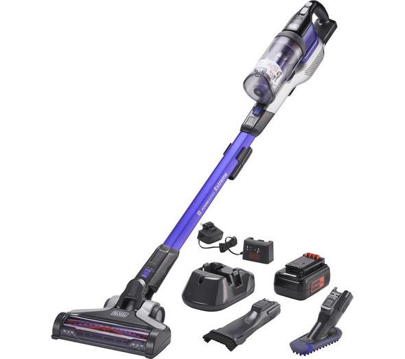 Black & Decker, BHFEV362DP-GB, 36v Cordless Pet Vacuum Cleaner
