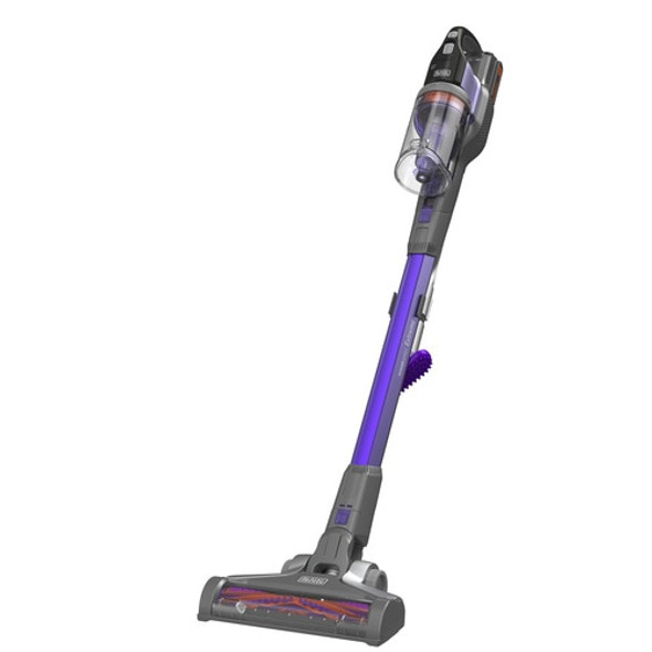 Black & Decker,BHFEV182CP-GB, 18V 4in1 Cordless POWERSERIES Extreme™ Pet Vacuum Cleaner