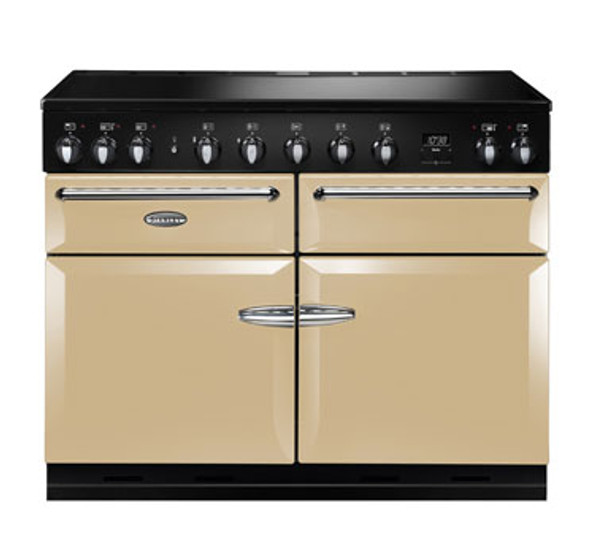 Stanley Supreme, SUP110EICRM/, Stanley Supreme Deluxe 110cm Induction, Range Cooker, Cream
