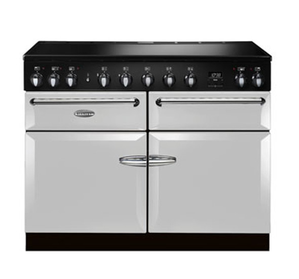 Stanley Supreme, SUP110EIPWT/, Stanley Supreme Deluxe 110cm Induction, Range Cooker, White