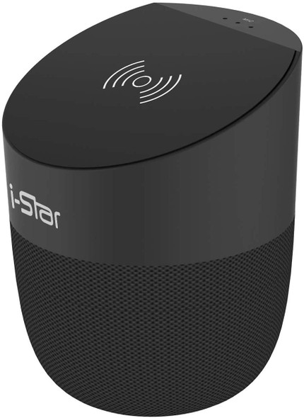 iStar, 90022PI, Wireless Charging Portable Bluetooth Speaker