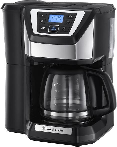 Russell Hobbs, 22000, Grind & Brew Coffee Maker, Black