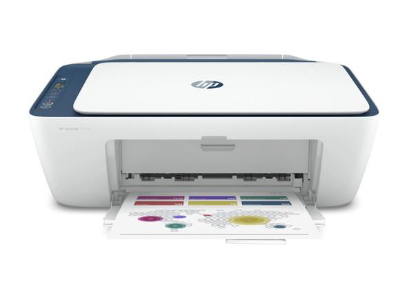 HP, 26K68B#687, DeskJet 2721e All In One Printer, WHITE