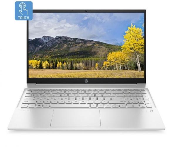 HP, 15-EH0002NA, 15 Inch Pavilion Athlon 3150U 4GB 128GB Laptop, Silver