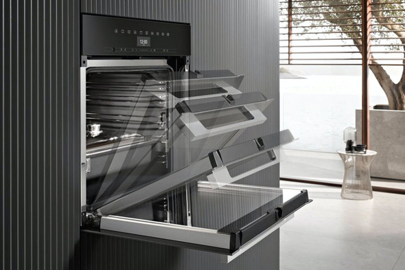 Miele, H2860BP, Oven With Timer, Pyrolytic Cleaning, Multi