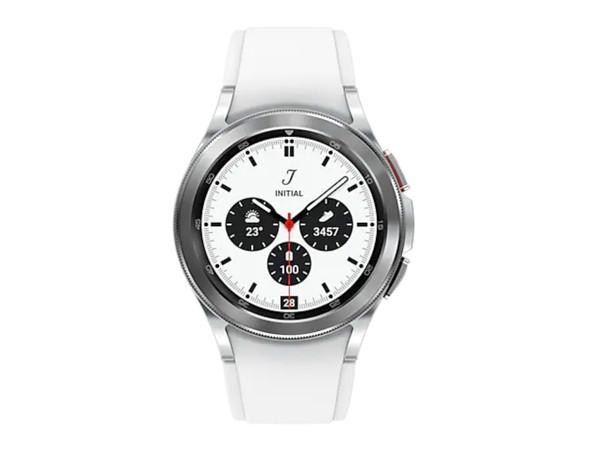 Samsung, SM-R880NZSAEUA, Galaxy Watch 4 Classic 42mm, Silver