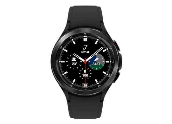 Samsung, SM-R890NZKAEUA, Galaxy Watch 4 Classic 46mm, Black