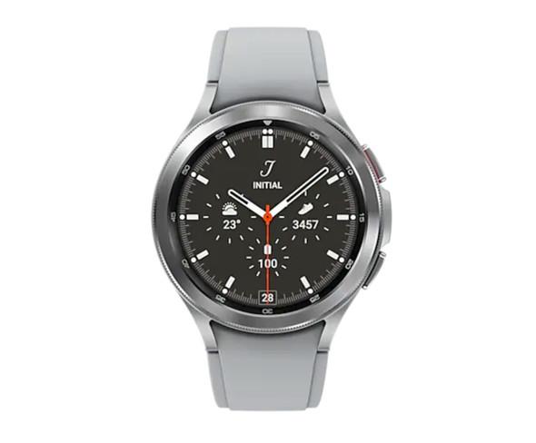 Samsung, SM-R890NZSAEUA, Galaxy Watch 4 Classic 46mm, Silver