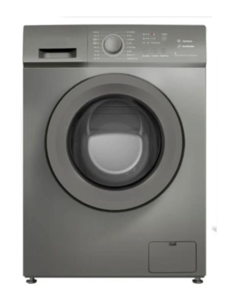Powerpoint, P35128SKINOX, 8Kg 1200RPM Washing Machine, Grey