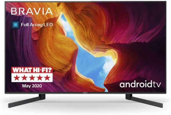 """Sony, KD75XH9505, 75"""" 4K Full Array Android TV"""