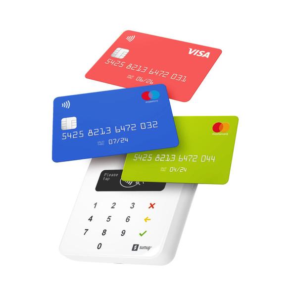 SumUp, 802600101, Air Retail Package - UK/IE, White