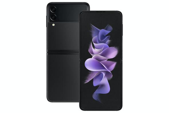 Samsung, SM-F711BZKAEUA, Galaxy Flip Z 3 128GB, Black