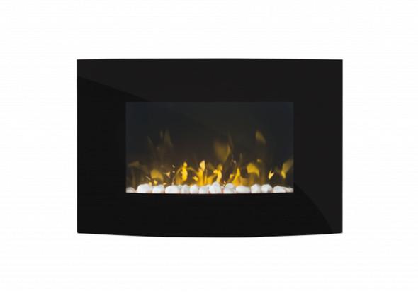 Dimplex, ART20, Artesia Wall Mounted Fire, Black
