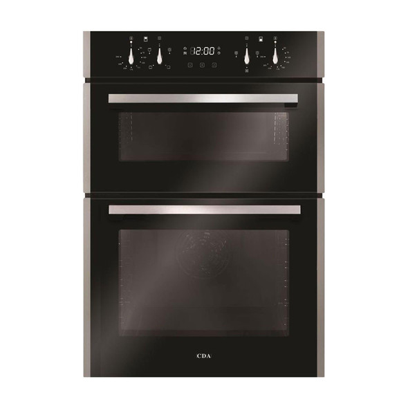 CDA, DC941SS, Built-in Electric Double Oven, Stainless Steel