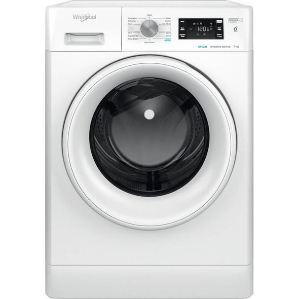 Whirlpool, FFB7438WVUK, 7kg, White