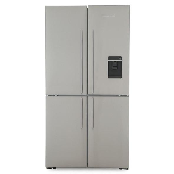 Fisher & Paykel, RF605QDUVX1, American Fridge Freezer, Stainless Steel
