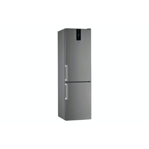 Whirlpool, W7931TOX, Freestanding Fridge Freezer - Huk, Inox