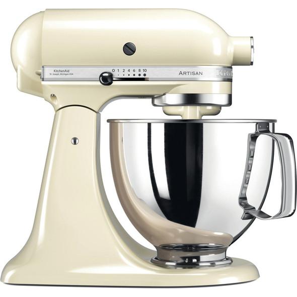 KitchenAid, 5KSM125BAC, Artisan Mixer 125, Cream
