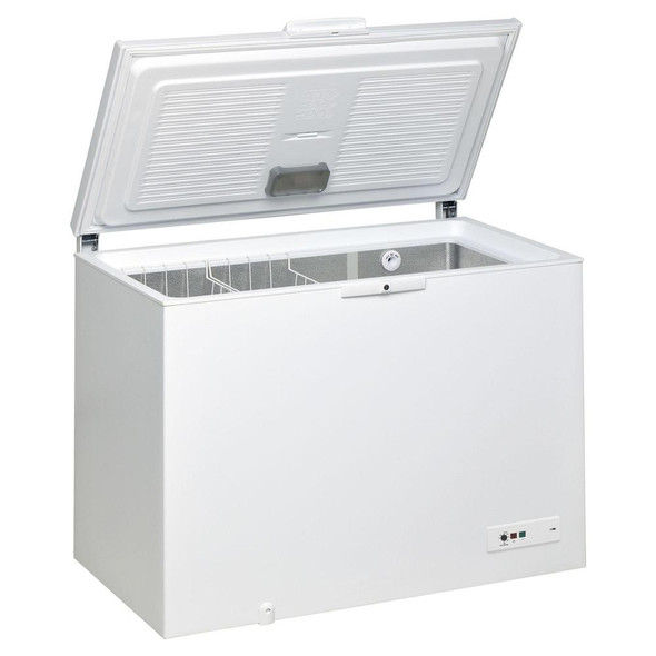 Whirlpool, WHM3111A+, Chest Freezer 315 Litre, White