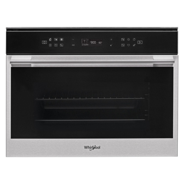 Whirlpool, W7mw461uk, Wifi Connected Built In Combination Microwave Oven, Stainless Steel