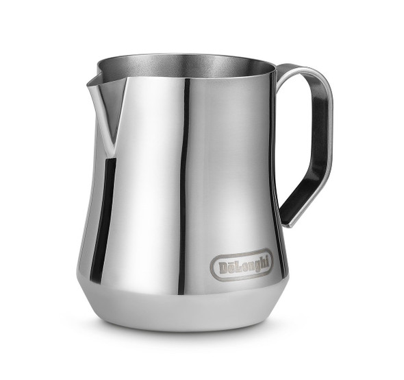 Delonghi, 5513282201, Milk Frothing Jug-, Stainless Steel