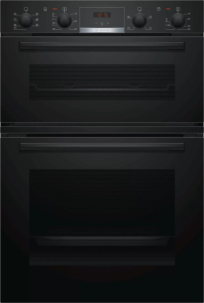 Bosch, MBS533BB0B, Serie | 4 Built-in Double Oven, Black