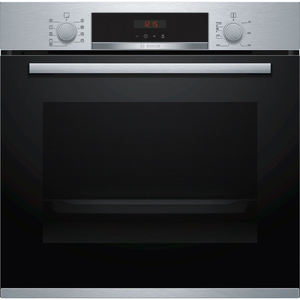 Bosch, HBS573BS0B, Serie   4 Single Oven, Stainless Steel