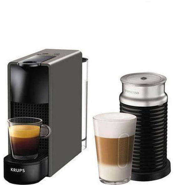 Nespresso, Xn111b40, Essenza Mini With Milk Frother, Black