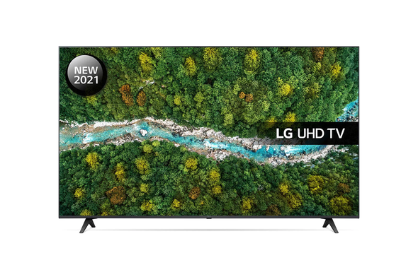 LG, 50UP77006LB, 50'' 4K UHD Smart TV
