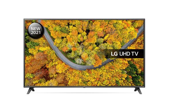 LG, 75UP75006LC, 75'' 4K UHD Smart TV