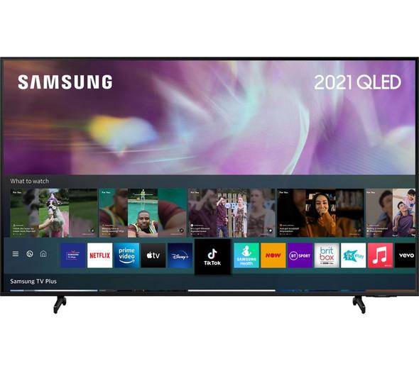 SAMSUNG, QE50Q60AAUXXU, 50'' 4K OLED Smart TV