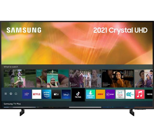 SAMSUNG, UE43AU8000KXXU, 43'' 4K UHD Smart TV