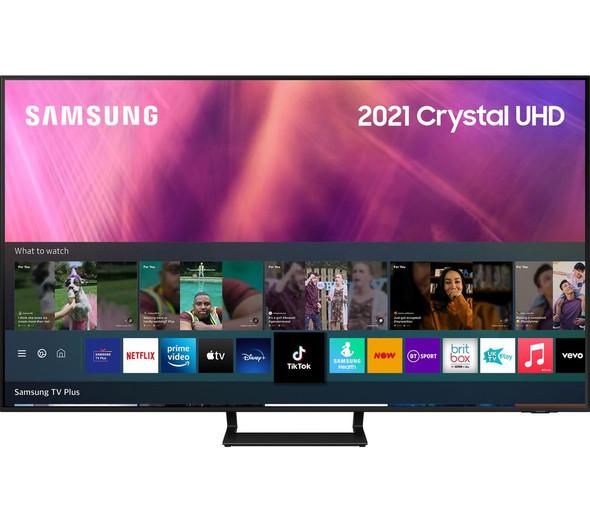 SAMSUNG, UE50AU9000KXXU, 50'' 4K UHD Smart TV