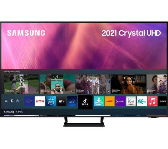 SAMSUNG, UE55AU9000KXXU, 55'' 4K UHD Smart TV