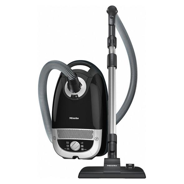 Miele, 10660740, Complete C2 Powerline Vacuum Cleaner Black, Black