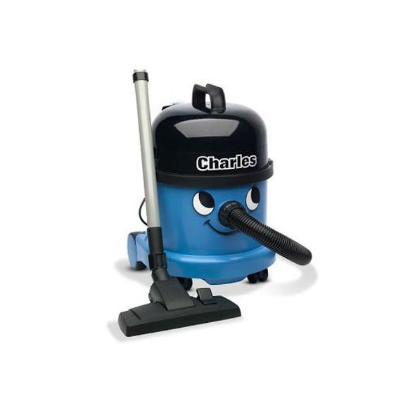 Numatic, CVC370, Charles Wet & Dry Vacuum Cleaner, Blue