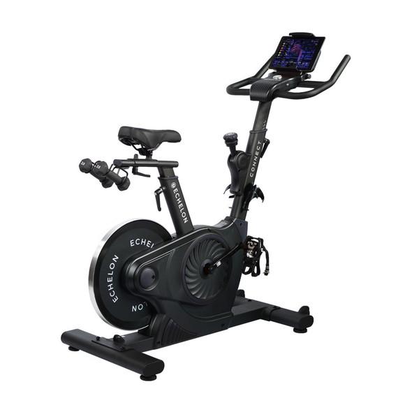 Echelon, 23-ECHEX-3-BLAC, Echex-3-black Ex3 Connect Indoor Smart Fitness Bike, Black