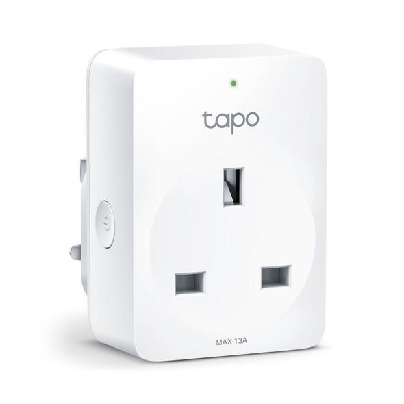 Tp-link, P100, Tapo Mini Smart Wifi Plug, White