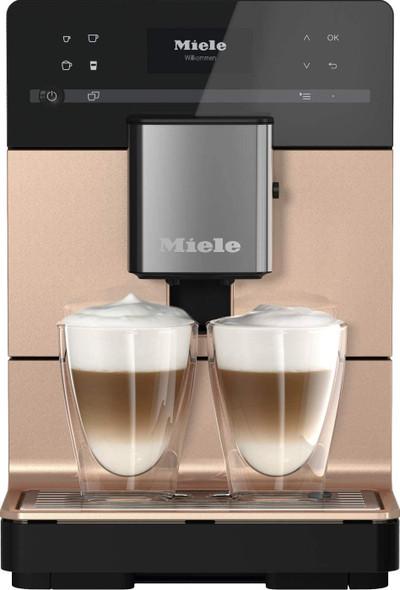 Miele, CM5510, Bean to Cup Coffee Machine, Rose Gold