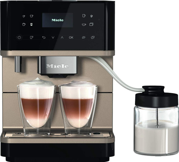 Miele, CM6360, Bean to Cup With Wifi Connect, Black