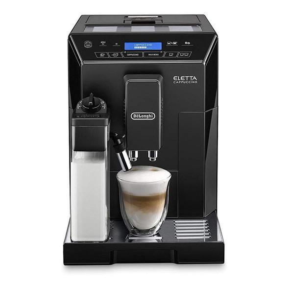 Delonghi, ECAM44.660.B, Eletta Cappuccino Bean To Cup Coffee Machine, Black