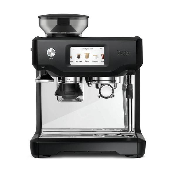 Sage, SES880BTR4GUK1, Barista Touch Bean To Cup Espresso Coffee Machine, Black