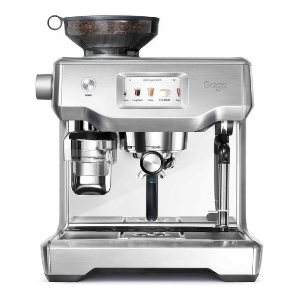 Sage, SES990BSS2G1UK1, Oracle Touch Coffee Machine, Stainless Steel