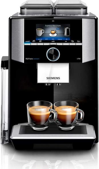 Siemens, TI9573X9RW, Fully Automatic Coffee Machine Eq.9, Multi
