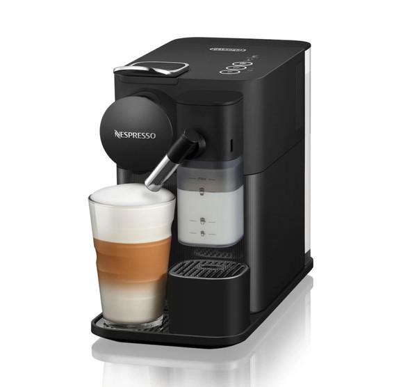 Delonghi, EN510.B, i Nespresso Lattissima One, Black