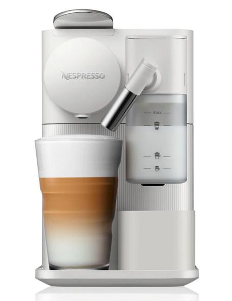 Delonghi, EN510.W, De'longhi Nespresson Lattissima One, White