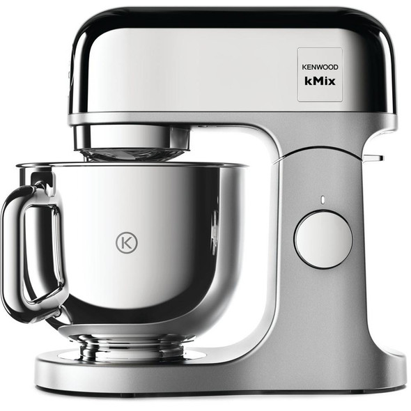 Kenwood, KMX760CH, Kmix Editions Silver Stand Mixer, Silver