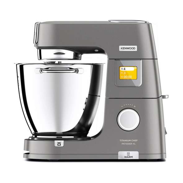 Kenwood, KWL90.004SI, Chef Titanium Patissier Xl Mixer, Silver