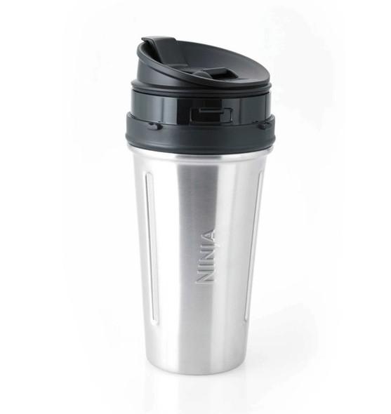 Ninja, XSKSS650UK, 650ml Stainless Steel Cup, Stainless Steel