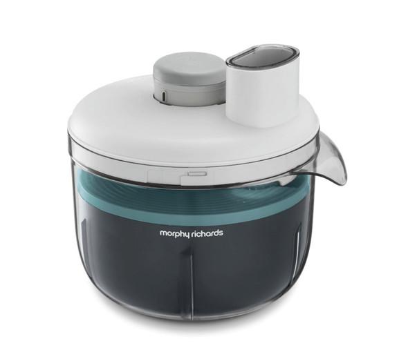 Morphy Richards, 401012, Prep Star Food Processor, White